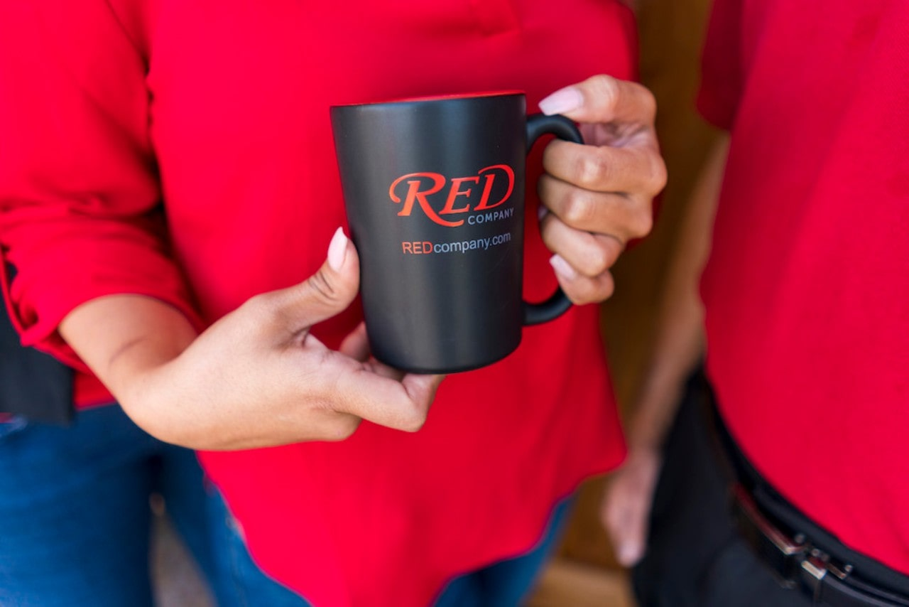 Make Your Crew Shine with RED Hot Swag